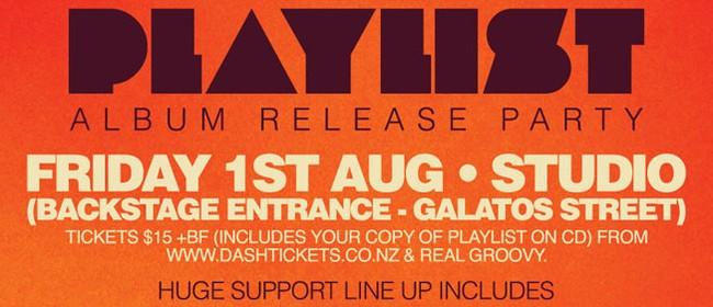 Dan Aux 'Playlist' Album Release Party