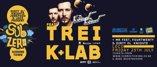 Trei and K+lab - Queenstown