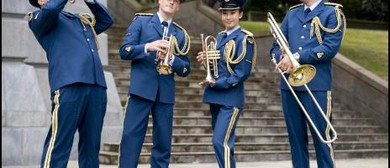 Royal New Zealand Air Force Swing Band