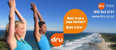 Dru Yoga Teacher Training - Module 1