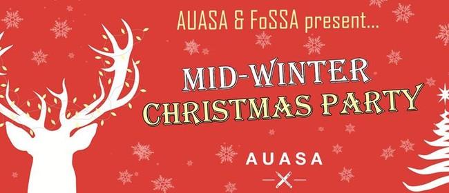 AUASA & FoSSA Present: Mid-Winter Christmas Party