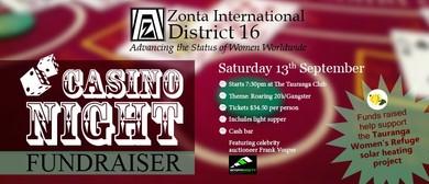 Zonta Casino Night - Roaring 20's style!!