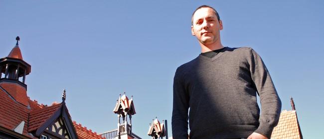 Phantom City Floor Talk with Karl Chitham