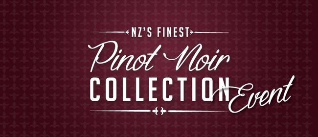 NZ's Finest Pinot Noir Collection Event