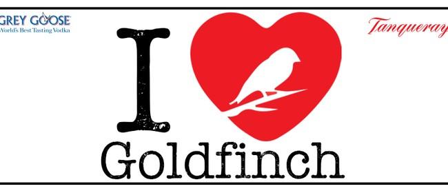 I Heart Goldfinch