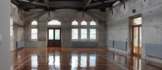 Gymnasium Building Public Open Day