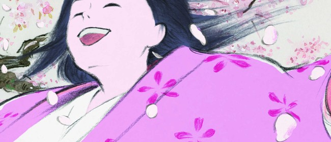 NZIFF - The Tale of The Princess Kaguya