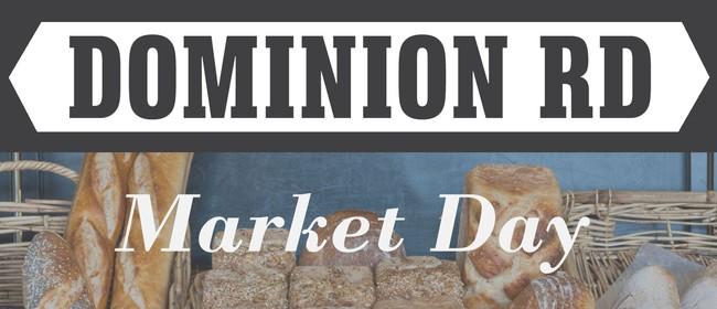 Dominion Road Market Day