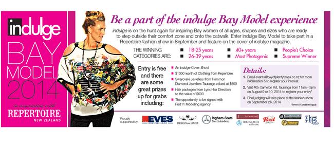 Indulge Bay Model - Registrations