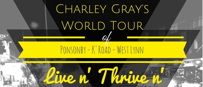 Charley Gray's World Tour