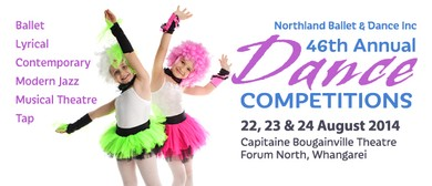 Northland Ballet & Dance Annual Dance Competitions