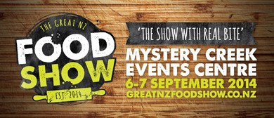 The Great NZ Food Show