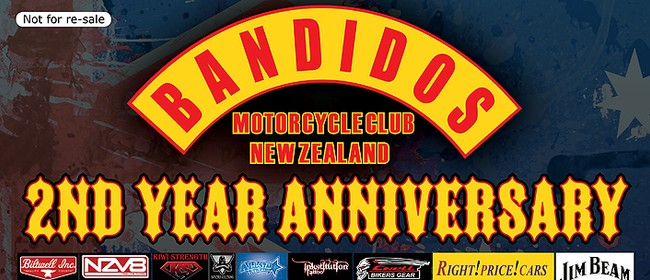 Bandido Anniversary Motor Bike & Show and Shine Family Day