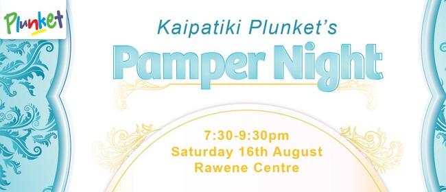 Plunket's Ladies Pamper Night