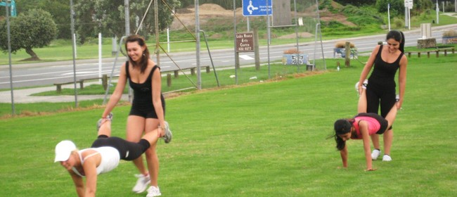 Housewives Get Fit Training Group