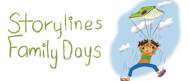Storylines Dunedin Family Day