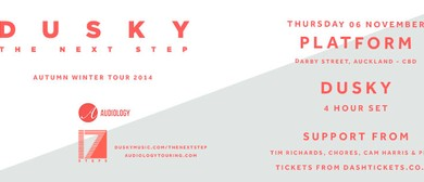 Dusky (UK) - 4 hour Extended Set