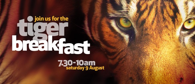 Tiger Breakfast: SOLD OUT