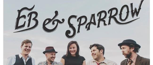 Eb & Sparrow Album Fundraiser