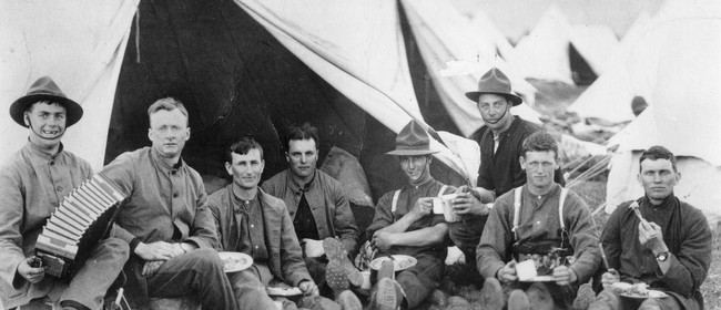 WW1 - Tracing The Footsteps From Trentham