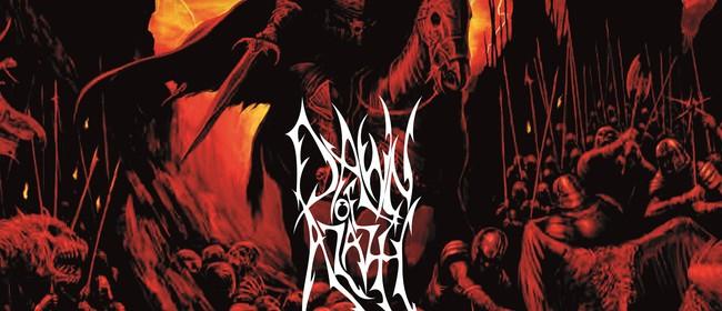 Krisiun - The Great Execution - NZ Tour