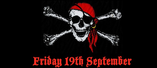 Talk Like A Pirate Day Dinner