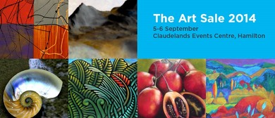 The Art Sale - Opening Night Preview