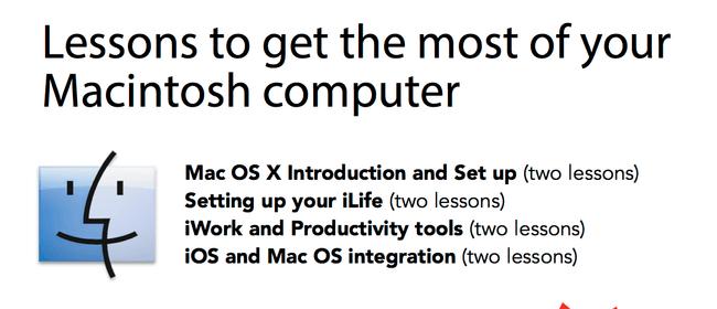 Mac Lessons
