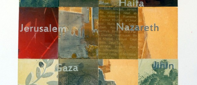Art Exhibition: Signposts of Memory by Susanne Khouri
