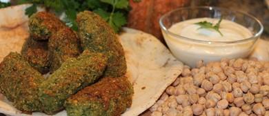 Cooking Class - East Mediterranean Tapas