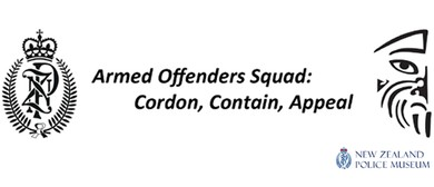 Armed Offenders Squad: Cordon, Contain, Appeal