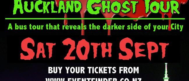 Mistress Viv's Auckland Ghost Tour