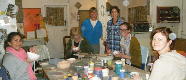 Pottery Beginner Course
