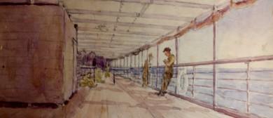 WWI in Watercolours at Splash