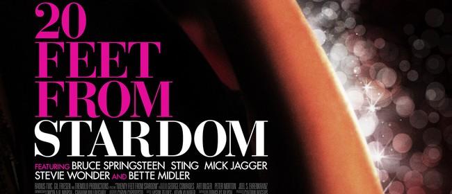 Settlers Film Club - 20 Feet From Stardom