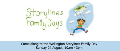 Storylines Wellington Family Day