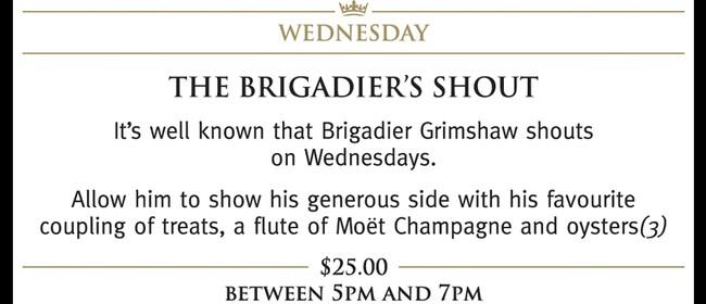 The Brigadier's Shout