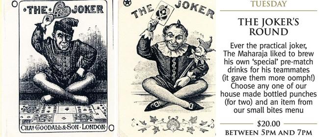 The Joker's Round