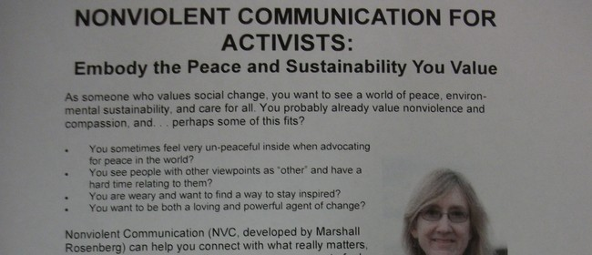 Non-Violent Communication for Activists