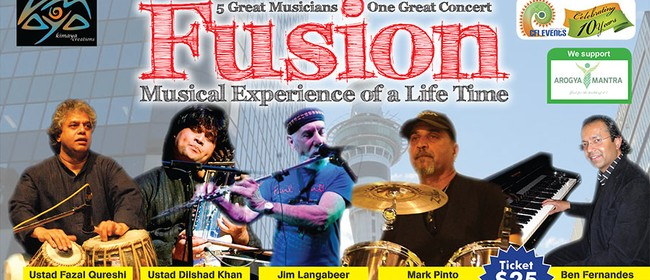 Fusion - Musical Experience of a Lifetime
