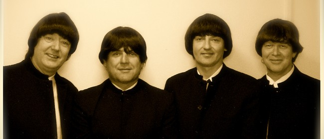 Abbey Road - NZ's Top Beatles Tribute Band