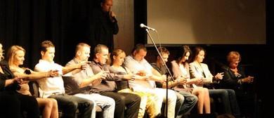 Ian Blaine - Comedy Stage Hypnotist