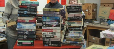 Rotary Club of Wanaka Book Sale
