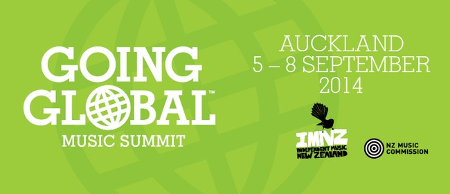Going Global Music Summit