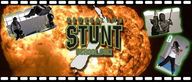 NZ Stunt School Wirework Aerials
