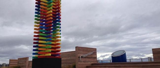 Taupo Sculpture Trust High School Design Competition