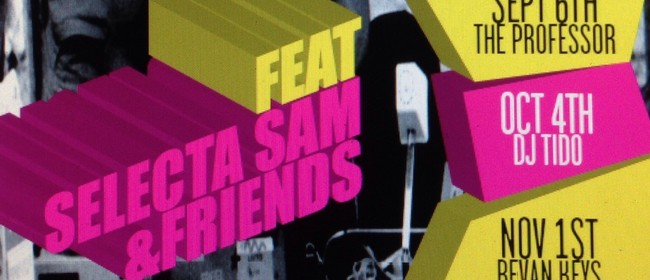 The Dose with Selecta Sam