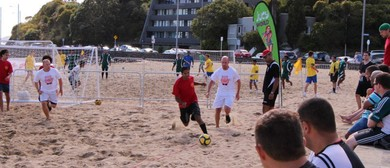Beach Football Tournament
