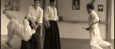 Aikido August - Self Defence