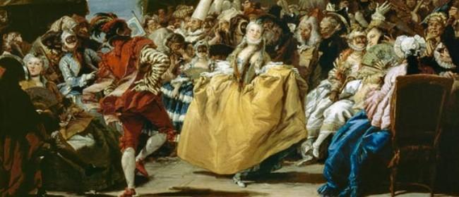 Affetto Dance Collaboration: The Return of Terpsichore